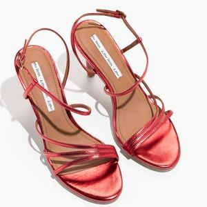 & Other stories mid-heel sandal (sold out)
